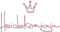 heidekoenigin logo lila bold